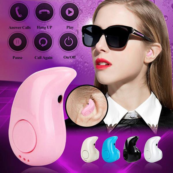Mini estilo sem fio bluetooth fone de ouvido s530 v4.0 esporte fone de ouvido fone de ouvido com telefone micro para o telefone móvel pc etc.
