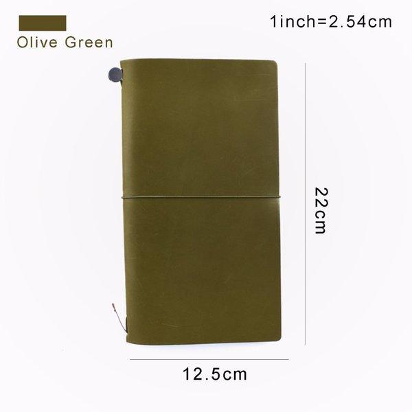 L Olive Green