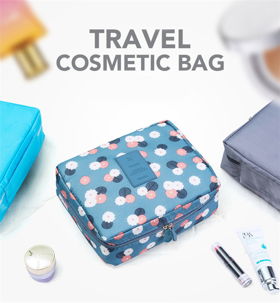 Travel Make Up Train Case Cosmetic Case Organizer Portable Artist Storage Bag for Cosmetics Makeup Brushes Toiletry Jewelry