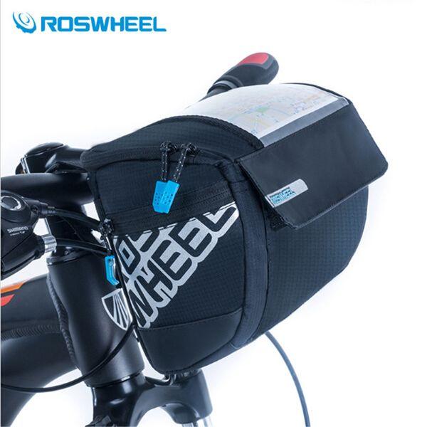Fahrrad Front Korb Pannier Rahmen Rohr Lenkertasche Outdoor Radfahren Tasche neu