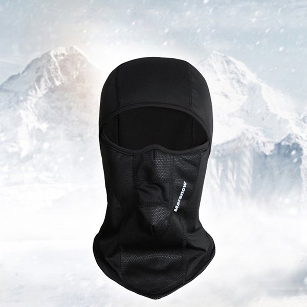 Cycling Winter Fleece Warm Full Face Cover Anti-dust Windproof Ski Mask Snowboard Hood Anti-dust Bike Thermal Ultra Thin Scarf