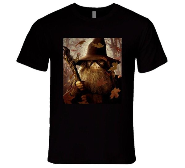 gandalf mixed with jason, perfect halloween costume T Shirt