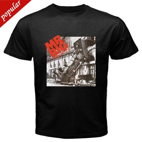 2018 estilo verão novo sr bileo in it capa álbum loo bla t-shirt dos homens s m lxl 2xl 3xl anime casual clothing