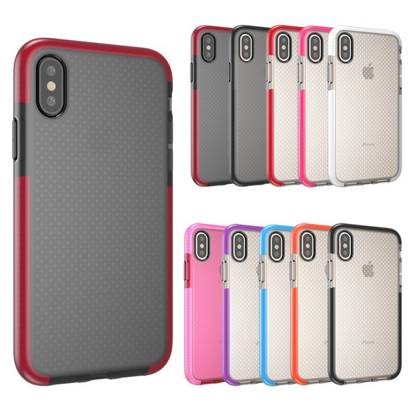 Soft TPU Cases For iPhone Xs Xr Xs Max Candy Case Luxury Basketball lines Protective Suitcase shape Back Cover Hot Selling for Apple