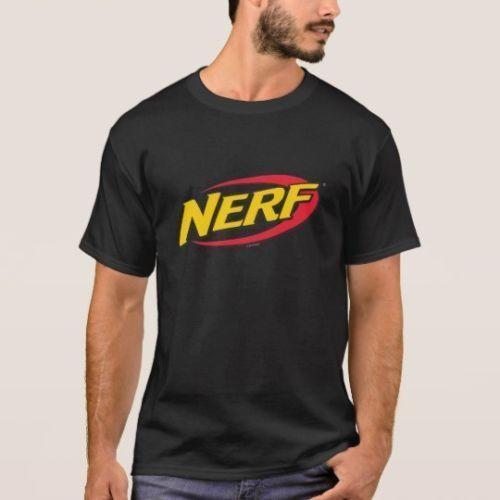 Sommer heißer Verkauf neues T-Stück drucken Fleisch Nerf Logo NEUES T-SHIRT GRÖSSE 2018 Qualitäts-Marken-Mann-T-Shirt beiläufige kurze Hülse