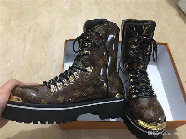 Neue 20 Designer Top Qualität Designer Goldene Schlangenhaut Männer Schuhe Luxus Marke Chelsea Herren Western Motorradstiefel Schuhe Größe 35-45