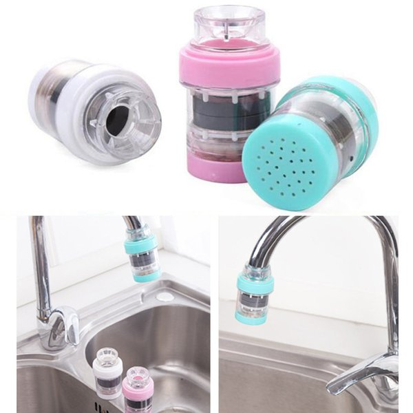 Water Filter for Household Kitchen Health Hi-Tech Activated Maifanitum Carbon Tap Faucet Water Filter Purifier For Drinking Filtro