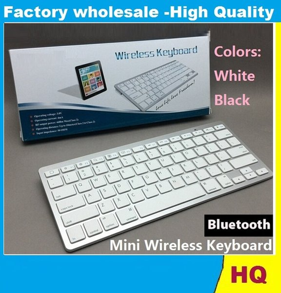 2 4ghz Ultra Slim 78 Keys Wireless Bluetooth Keyboard For Ipad Iphone 6s  7/8 Samsung S7 S8 Note 8 Windows Tablet Pc Electric Keyboard Electric