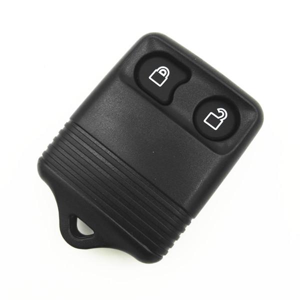 Sostituzione 2 pulsanti Chiave vuota per Ford Explorer Mercury Mazda Coperchio custodia remota Chiave portachiavi Senza chip all'interno