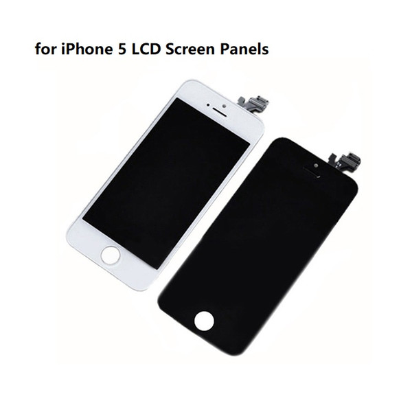 for iPhone 5 display screen assembly Resolution 1334*750 Capacitive Screen LCD Screen Panels Cell Phone Touch Panels