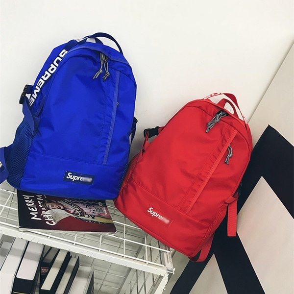 Hot recommended designer backpack fashion sports backpack double Shoulder Bag Luxury Outdoor Traveling Letter Printed Schoolbags