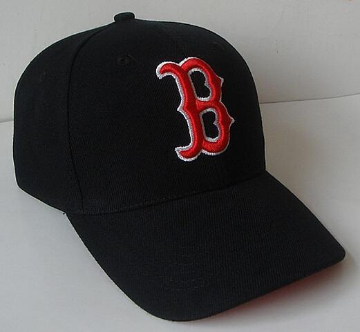 Top Qualité Pas Cher Snapback Caps classique Lettre B OS Baseball Cap Brodé Équipe Taille Plat Bord Chapeaux pour hommes Red Sox Baseball Cap