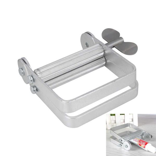 Satın Al ücretsiz Kargo Banyo Otomatik Diş Macunu Dispenser Seti