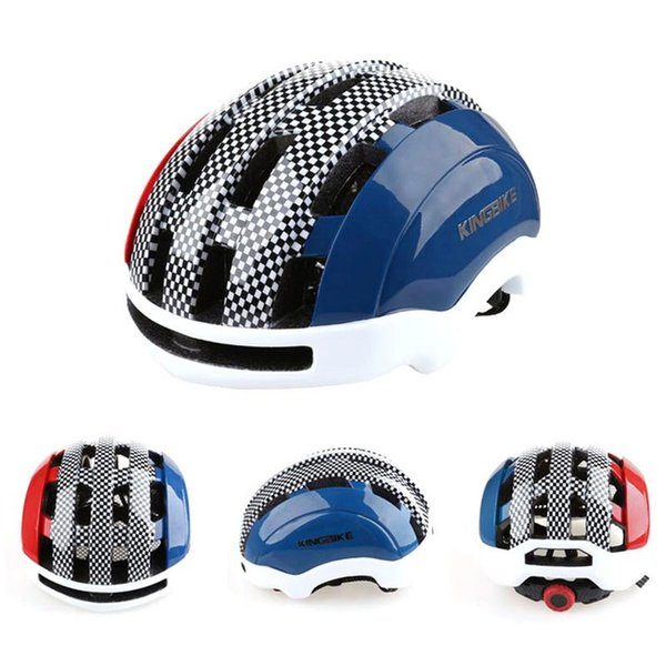 Men And Women J-658 Cycling Helmet 54-58CM Ultra Light Safety Riding Helmet Mountain Road Bicycle