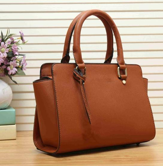 new Women Bag leather top quality luxury brand designer famous shoulder bag new fashion promotional discount 863# 28*13*20CM