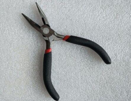 Fabbro Forniture Multifuntion MINI Long Nose pinza per DIY Key stampi chiave mini pinza