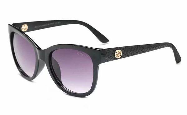 Navio livre moda luxo prova óculos de sol retro dos homens do vintage designer de marca brilhante moldura de ouro logotipo do laser das mulheres top quality com 1759
