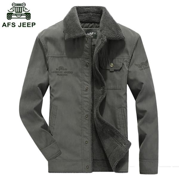 2018 brand winter men's cotton coat short outwear warm clothes casual quality male winter parkas jacket d130
