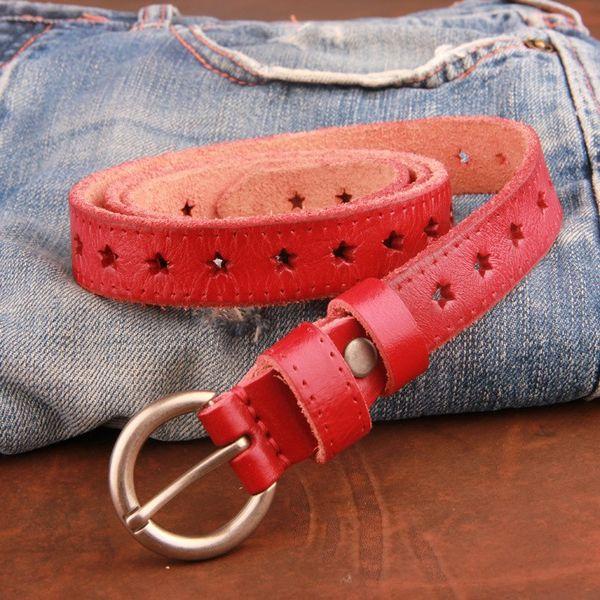 Fashion Stars Belts Men and Women Jeans Cowskin Belts High Quality Belt Designer Genuine Leather Belt for Men Women Popular Belts Strap