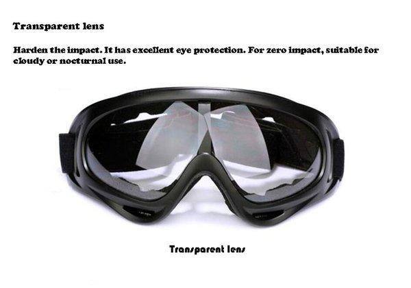 lente transparente