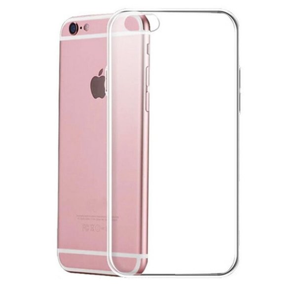 For iPhone XS Max XR Transparent Ultrathin Phone Case Against Falling Silicone Protective Cover For iPhone X 6 7 8 Plus