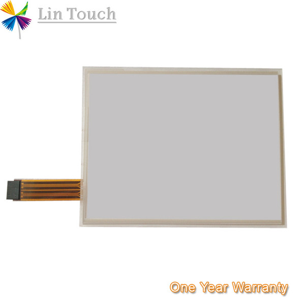 NEW PL8(1)_10.4-00001R.B HMI PL8(1) 10.4-00001R.B PLC touch screen panel membrane touchscreen Used to repair touch screen
