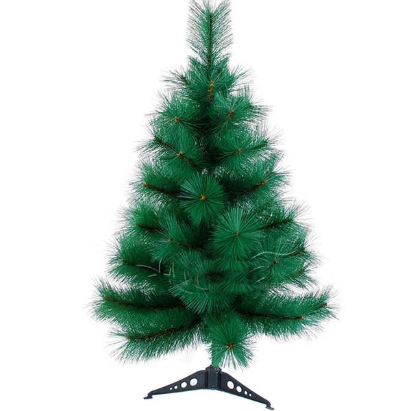 60cm Artificial Christmas Tree Merry For Home Decoration Enfeite De Natal Articulos De Navidad Green Christmas Tree