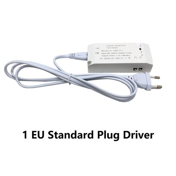 1 EU Standard Plug