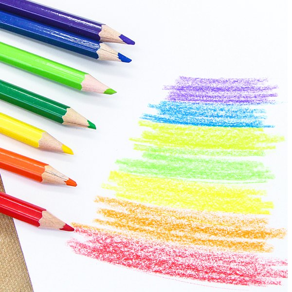 Factory Free Shipping Pen/ Colorful Pencil/ Wax Crayon and Oil Painting Brush Children Drawing Tool Set Art Drawing Toys 1 Pc Wholesale