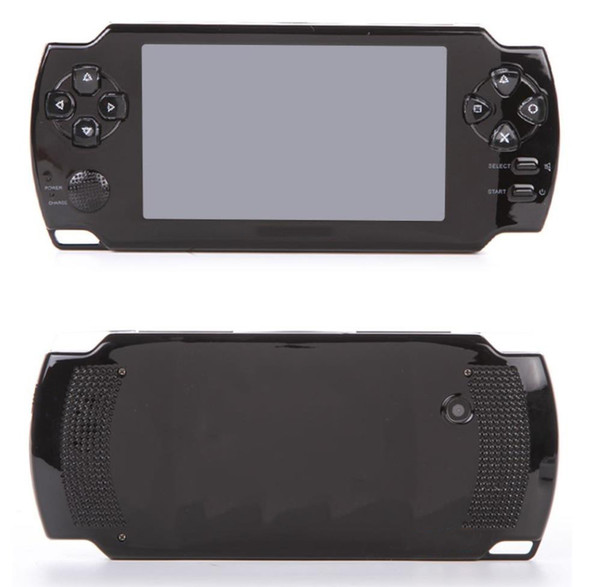 Handheld Game Players with 4.3 inch Touch Screen Game Consoles 8GB Support Download Preservation Progress