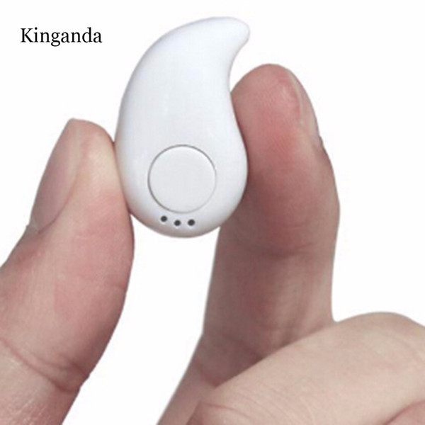 Ultra kleine unsichtbare Mini Bluetooth 4.1 Wireless Stereo Ohrhörer Audio Pro Ohr Haken Sport Kopfhörer für Android Apple iPhone