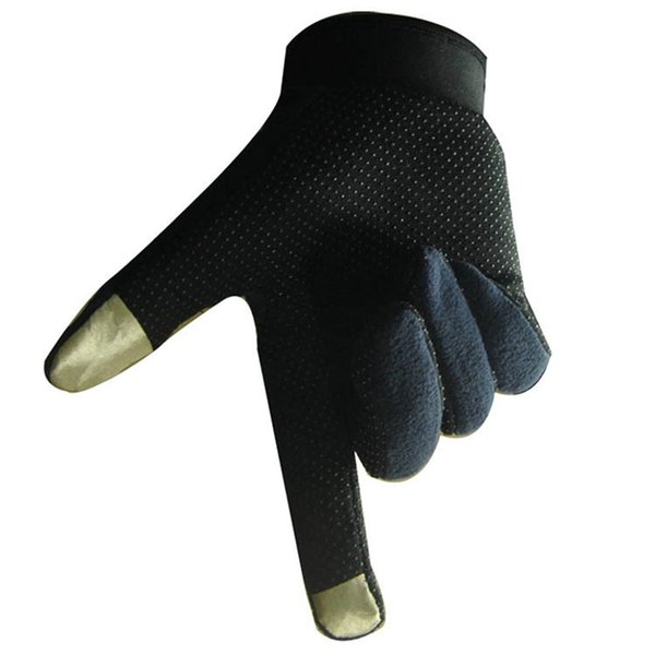 2018 Outdoor Running Hiking Gloves Wear-resistant Anti-skid Gloves Cycling Sports Mittens for Men Women