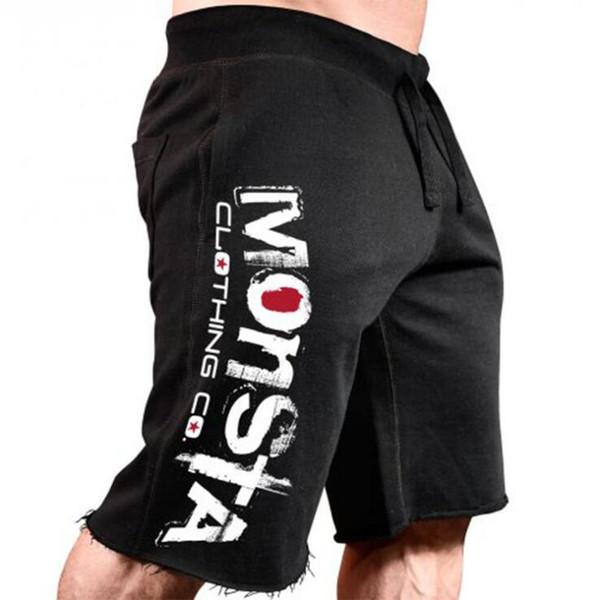 Neu kommen Männer Shorts Mode Brief Print halbe Länge lässig schwarz grau Designer Sommer Stil Shorts M-XXL Boy Hosen