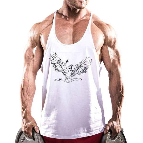 Superman ZYZZ Singlets Tank Tops Camisa Bodybuilding Equipment Fitness Hombre Golds Gym Sleeveless Stringer Vest Ropa deportiva