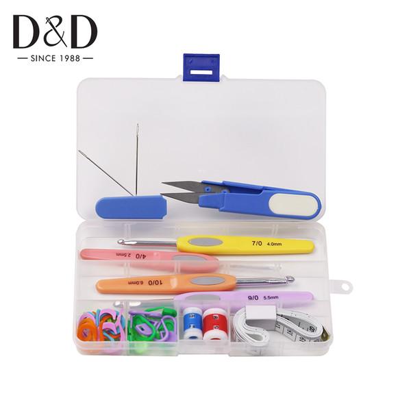 купить оптом Dd крючки для вязания набор новый дизайн вязание