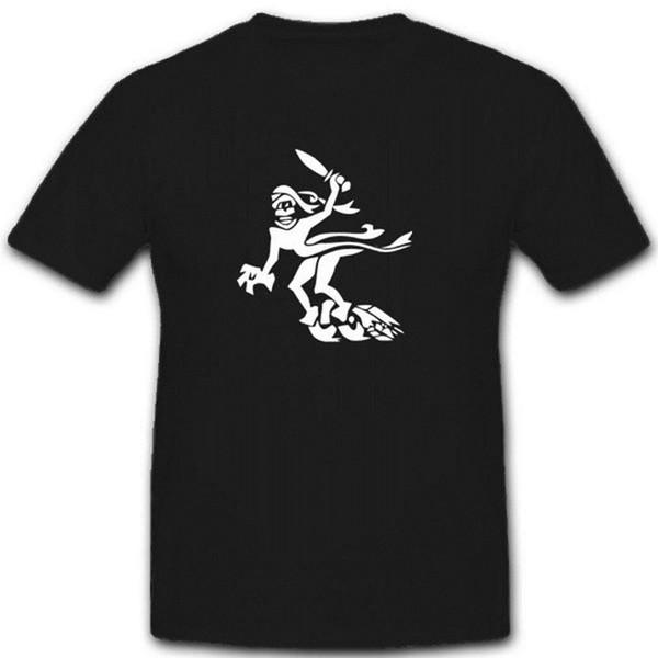 Wk Geist Wappen 11 Panzer Division 11 Pzdiv Wh Gespensterdivision Camiseta ## 11