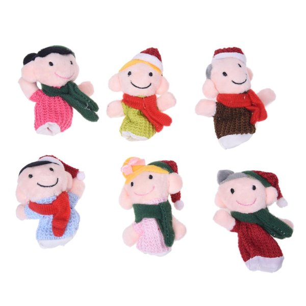 Finger Puppet/Dolls/Toys Story-telling Props/Tools Toy Model Babies/Kids/Children Toys