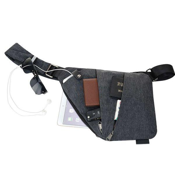 2017 Waterproof Nylon Fold Handbags Shoulder Bags For Men Anti-Theft Crossbody bags Male Messenger Bag Leisure Bolsas 10.14