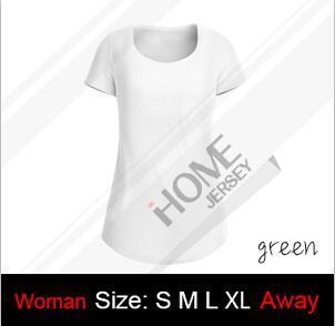 women Away Jersey