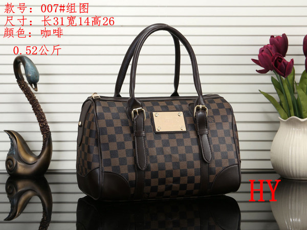 Women Geometry Printing Luxury Designer Handbags Small V Style Lock Clamshell Shoulder Bags Zipper Crossbody Bags