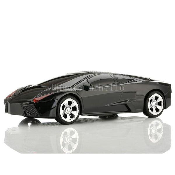 Model Car Speakers With FM Radio Car Shape Mini Speaker Support USB TF Card Stereo MP3 Music Player Bass Kid Gift Sound speaker