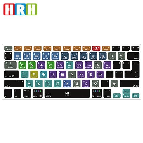 Ableton Live - Touche de raccourci clavier en TPU pour MacBook Pro Air Retina 13