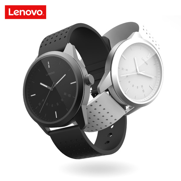 New Lenovo Watch 9 Smart Watch Fitness 50ATM Waterproof Intelligent Aignment Time Movement Step Gauge Phone Calls Reminding