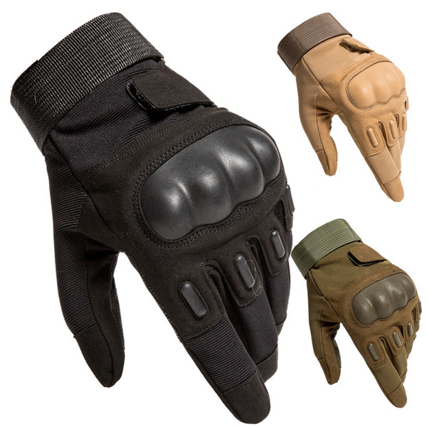 New Winter Special Forces Full Finger ports Gloves Antiskid Gloves Paintball Tactical Mitten Shoot Combat Glove