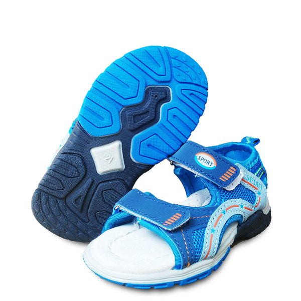 Summer new Orthopedic Sandals arch support casual beach Sandals children's baby boy kids shoes