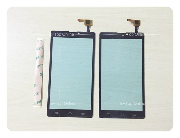 Novaphopat Black/White Sensor Screen For ZTE Blade L2 Touch Screen Digitizer + Tracking