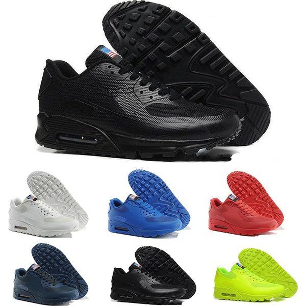 Compre es Cálidos Para Mujer Zapatos Clásicos Kpu Nike Air Max 90 Kpu Clásicos 3b04f0