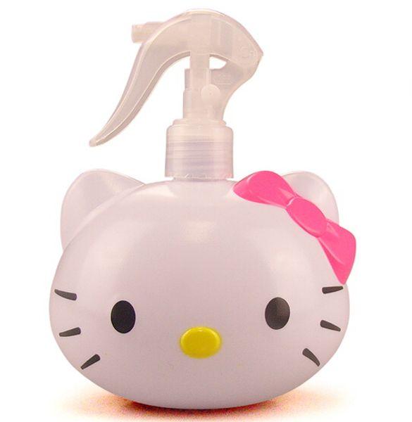 Cartoon 250ML Hello Kitty Hand Pressure Home Kitchen Bathrroom Water bottle Soap Lotion Dispenser Sanitizer