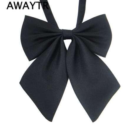 Fashion Bow Ties for Women Bowties Ladies Girls Trendy Style Bow Knot Neck Tie Cravat Casual Party Banquet Bow Tie