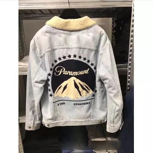 Embroidery Greenforestsky119 Winter Overcoat Cashmere Women Men Inside Denim Fur From Quality For 29 Best Jacket CsQtdxhr